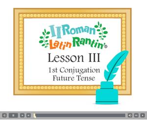 Lesson III Vocabulary Image