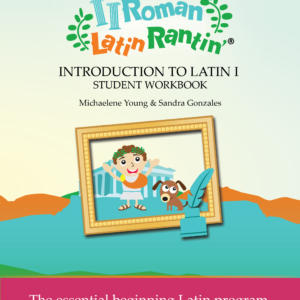 Intro to Latin I Student Workbook Cover-01